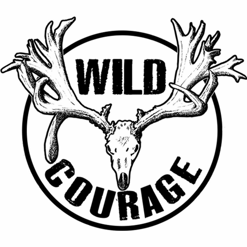 Wild Courage Vinyl Decals