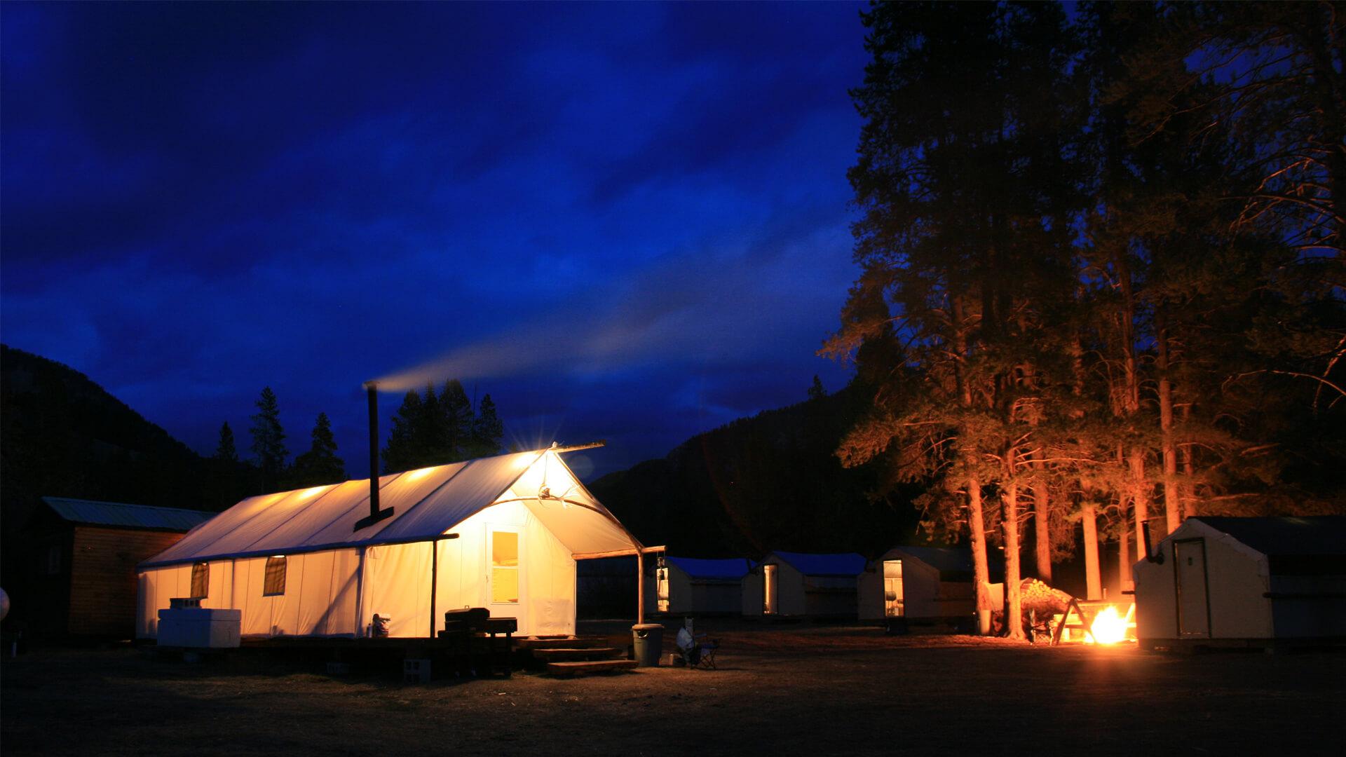 Wild Courage Wilderness Camp